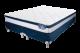 Conjunto Sommier Florida Pocket Firm Super Pillow 2.00x2.00-SERTA KING SIZE (200x200) Resortes