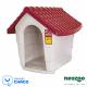 Casa Perros Gatos Exterior Plast Pet Nova N2