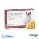 Protech Tripack Pipeta para Gatos de 1 a 2 kg.
