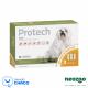 Protech Tripack Pipeta para Perros hasta 5 kg