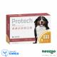 Protech Tripack Pipeta para Perros +40 kg